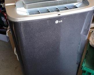 LG Potable  A/C