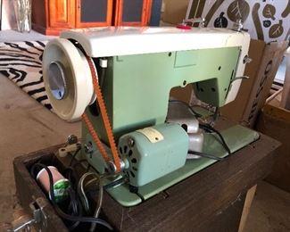 dial - a - stitch Sewing Machine