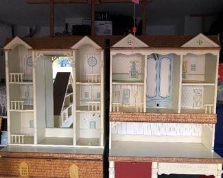 Singer Doll House