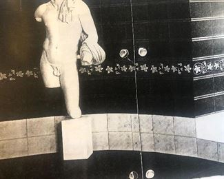 Gianni Versace Ceramic Tile