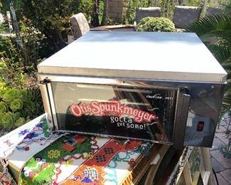 Otis Spunkmeyer Cookie Oven