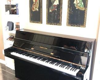 Beatiful Piano - Schafer & Sons