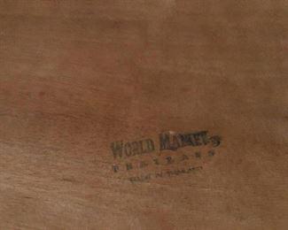 Psych -- it's World Market