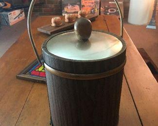 Ice bucket from Don Draper's office