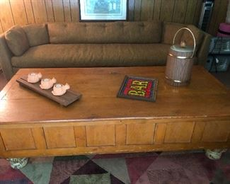 big fat coffee table