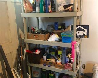 shelves of awesomeness