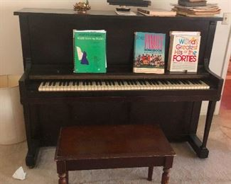 upright piano -- 10% off to anyone who can teach me Super Tramp riffs