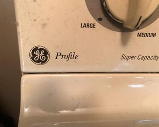 Washer! GE