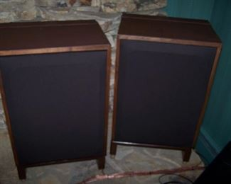 THE OTHER PAIR OF JBL SPEAKERS