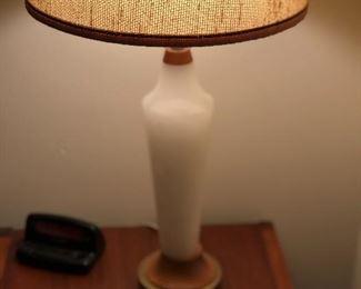 Unique vintage lamp