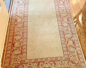 "Causasian Talish design (Pakistan) 3'8"" x 6'"