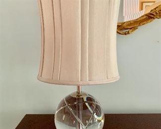 Random Harvest lamp