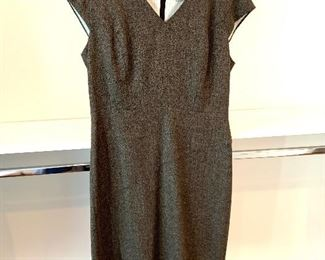 Classiques Entier (Nordstrom) dress; Shoes are 9.5-10 Clothes range from S-L. Most 8/10 and M/L