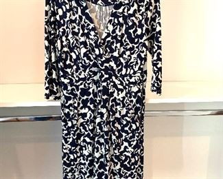 Lilly Pulitzer long sleeve dress; Shoes are 9.5-10 Clothes range from S-L. Most 8/10 and M/L