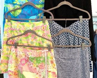 Lilly Pulitzer, J. McLaughlin and other skirts!