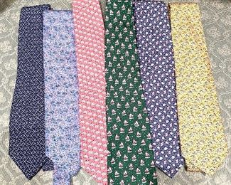 Men's ties - Vinyard Vines