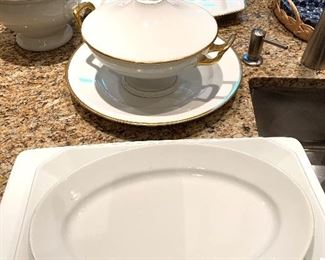 Rosenthal soup tureen and other serve ware