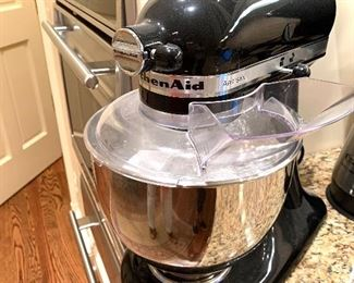 Kitche Aid stand mixer