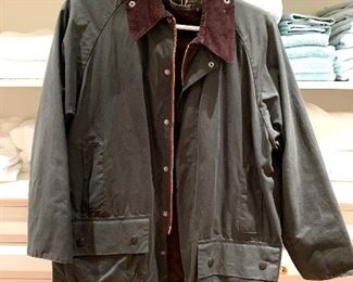 Barbour Men's coat