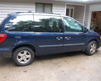 2005 Dodge Caravan, 59,500 miles