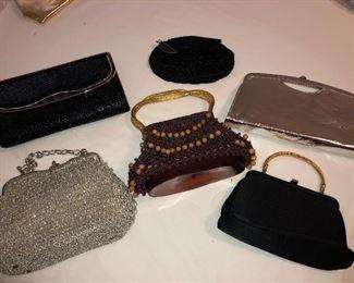 Vintage purses!