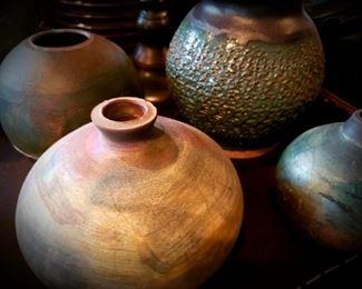 modern art pottery