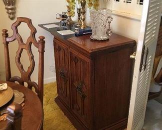 Sideboard in dining room