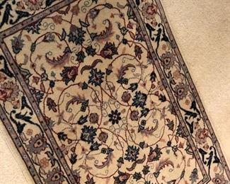 Nice small Asian rug