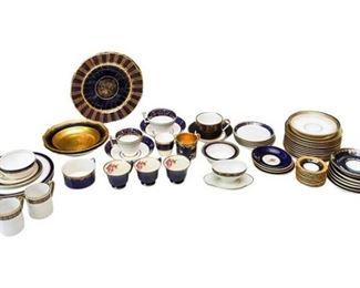 22. Nice Collection Decorative Ceramic Plates ROYAL DOULTONFITZ  FLOYD