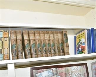 137. Collections of Vintage Childrens Books