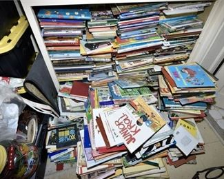 140. Large Collection of Childrens Books