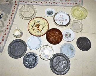 143. Grouping of Collectible Plates