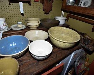 152. Group of Ceramic Bowls
