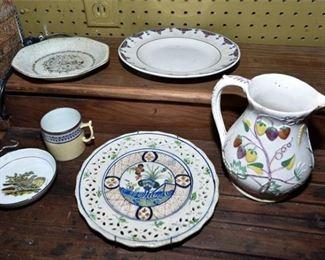 153. Group of Porcelain Dishware