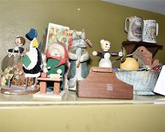 164. Group of Small Vintage Toys