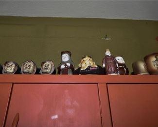 167. Group of Vintage Novelty Ceramics