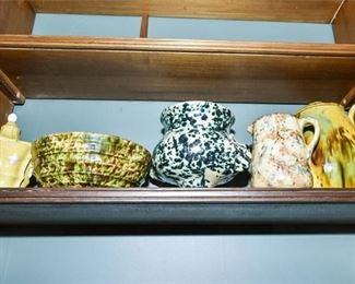 186. Mixed Lot Vintage Ceramic Dishes Bowls