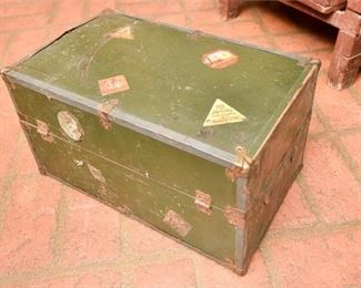 216. Collection of Vintage Doll Clothing Accessories wDoll Box
