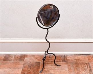 256. Vanity Mirror with Night Sky Motif
