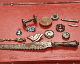 359. Sterling Silver Vintage Jewelry Accessories