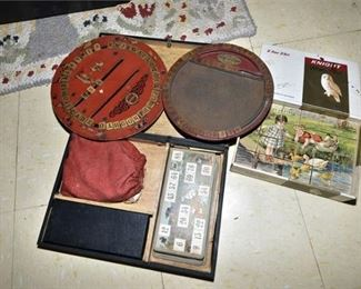 182. Vintage Childrens Board Games