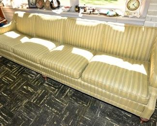 229. Fine Quality Upholstered Sofa