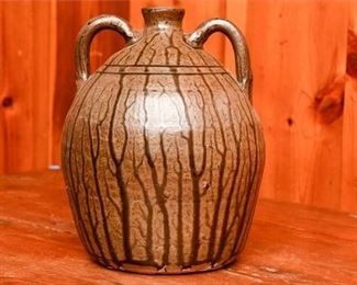 237. CLEATER MEADERS c.1984 Stoneware Jug