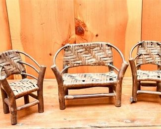 269. Miniature Adirondack Porch Suite