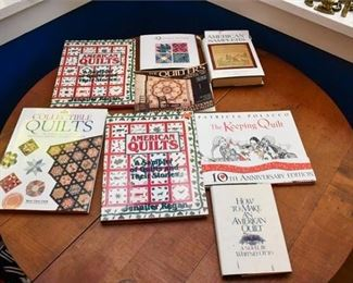 300. Books About Quilts