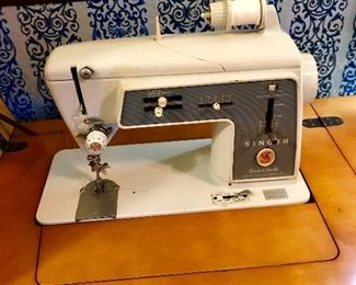 """""""Touch & Sew"""" model Singer sewing machine"""