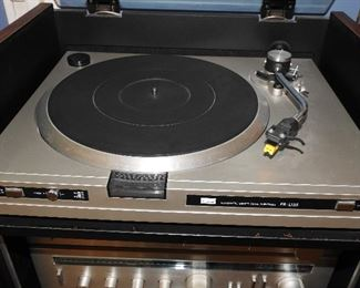 Sansui Automatic Direct Drive Turntable.