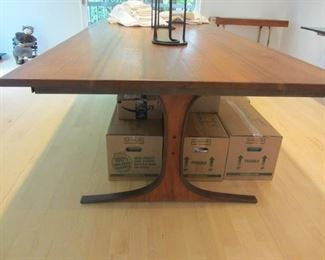 CUSTOM TABLE  BY SHORTY ANDERSON