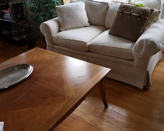 National Mt Airy mid century coffee table 150.00