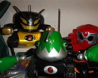 Electronic Robots